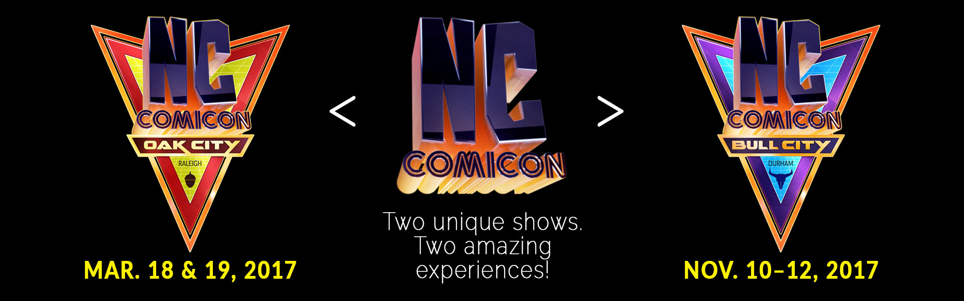 NC COMICON EXPANDS CONVENTION TO TWO ANNUAL SHOWS